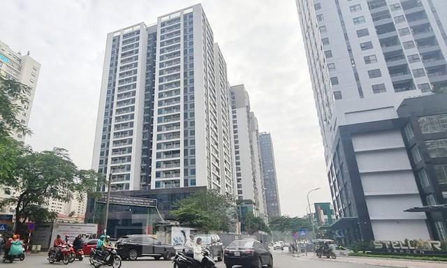 Cuối năm, Hà Nội nở rộ dự án cao ốc 'lùa dân vào ở khi chưa đủ điều kiện - Ảnh 3.
