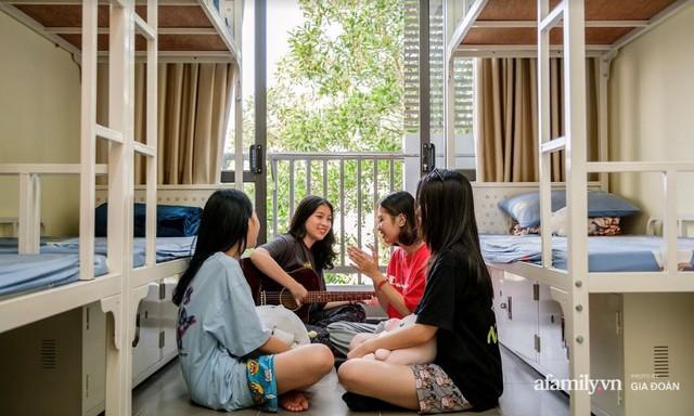 Ở Hà Nội có một trường nội trú đẹp như resort, dịch vụ tiện ích tới tận chân tơ kẽ tóc nhưng kỷ luật cũng không phải tầm thường - Ảnh 4.