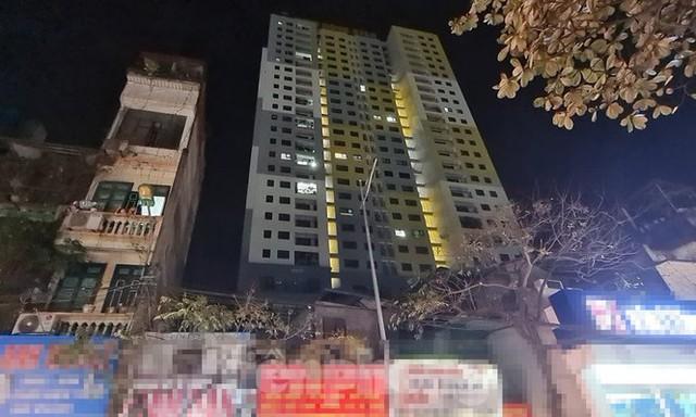 Cuối năm, Hà Nội nở rộ dự án cao ốc 'lùa dân vào ở khi chưa đủ điều kiện - Ảnh 5.