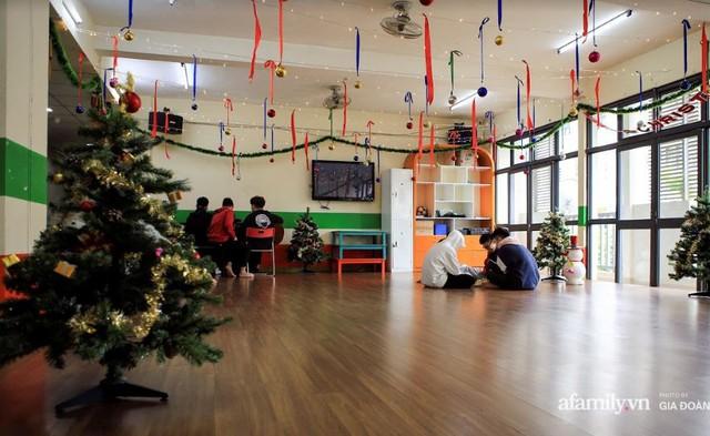 Ở Hà Nội có một trường nội trú đẹp như resort, dịch vụ tiện ích tới tận chân tơ kẽ tóc nhưng kỷ luật cũng không phải tầm thường - Ảnh 6.