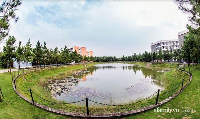 Ở Hà Nội có một trường nội trú đẹp như resort, dịch vụ tiện ích tới tận chân tơ kẽ tóc nhưng kỷ luật cũng không phải tầm thường - Ảnh 7.
