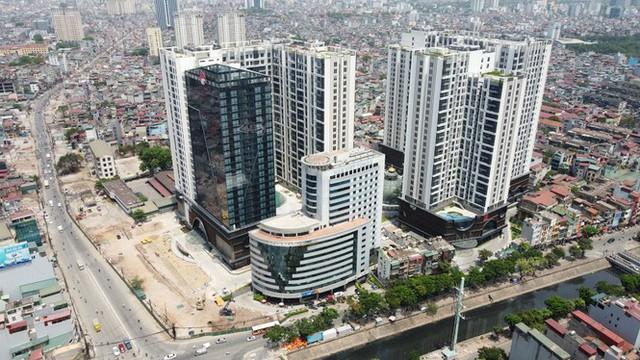 Cuối năm, Hà Nội nở rộ dự án cao ốc 'lùa dân vào ở khi chưa đủ điều kiện - Ảnh 7.