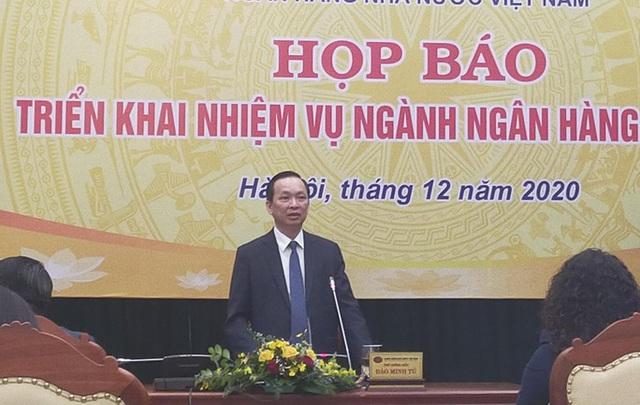 Phó Thống đốc Ngân hàng Nhà nước nói về vụ chuyển trái phép 30 ngàn tỉ đồng qua biên giới - Ảnh 1.