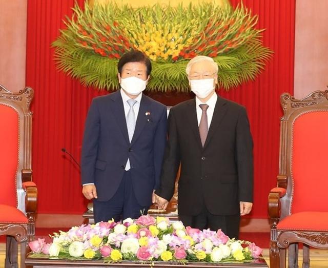 Những chuyến thăm Việt Nam của lãnh đạo các nước trong năm 2020 - Ảnh 16.