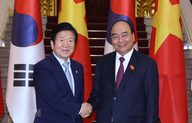 Những chuyến thăm Việt Nam của lãnh đạo các nước trong năm 2020 - Ảnh 17.
