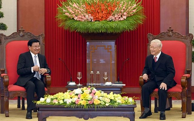 Những chuyến thăm Việt Nam của lãnh đạo các nước trong năm 2020 - Ảnh 7.