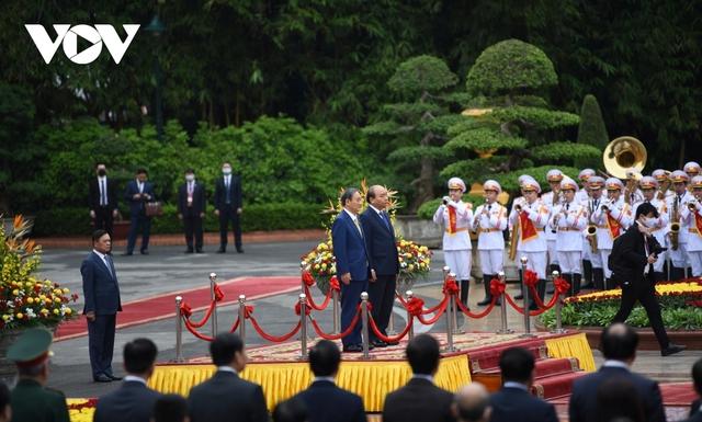 Những chuyến thăm Việt Nam của lãnh đạo các nước trong năm 2020 - Ảnh 9.
