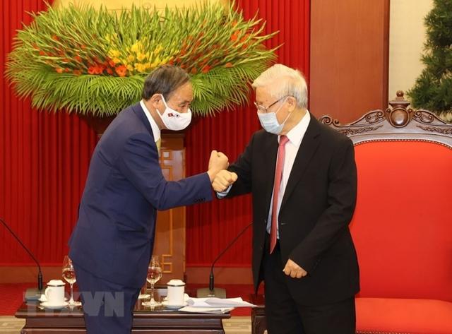 Những chuyến thăm Việt Nam của lãnh đạo các nước trong năm 2020 - Ảnh 10.