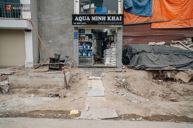 Cuộc sống người dân cạnh đại công trường đường vành đai nghìn tỷ: Ùn tắc, khói bụi, thậm chí ngã nhào - Ảnh 27.