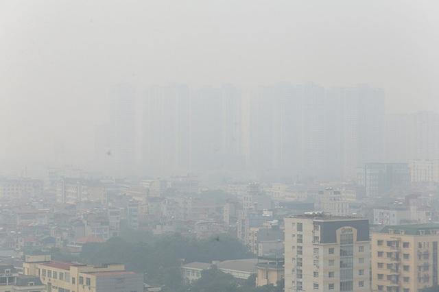 Ô nhiễm không khí nặng nề không dứt vào mùa đông: Ăn gì để làm sạch phổi? - Ảnh 1.