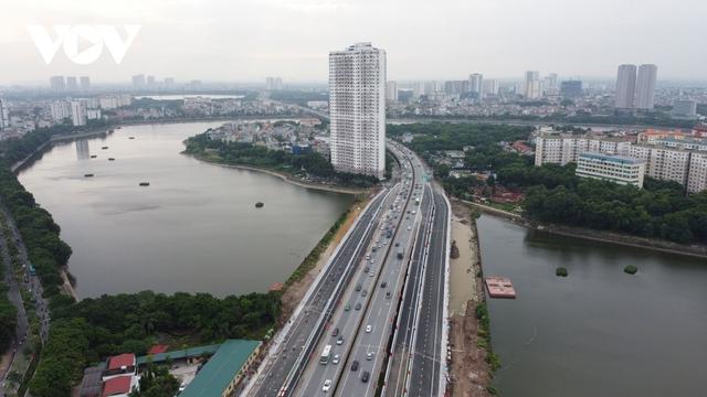 Dấu ấn những công trình tạo diện mạo mới cho Thủ đô Hà Nội năm 2020 - Ảnh 2.