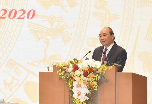 Tổng Bí thư, Chủ tịch nước Nguyễn Phú Trọng dự Hội nghị Chính phủ với địa phương - Ảnh 1.
