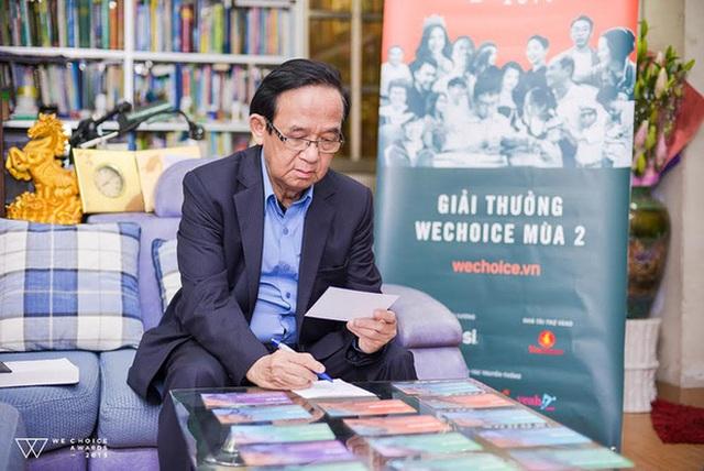 Hành trình 7 năm của WeChoice Awards: Dấu ấn diệu kỳ của tình yêu, tình người và những niềm tự hào mang tên Việt Nam - Ảnh 15.