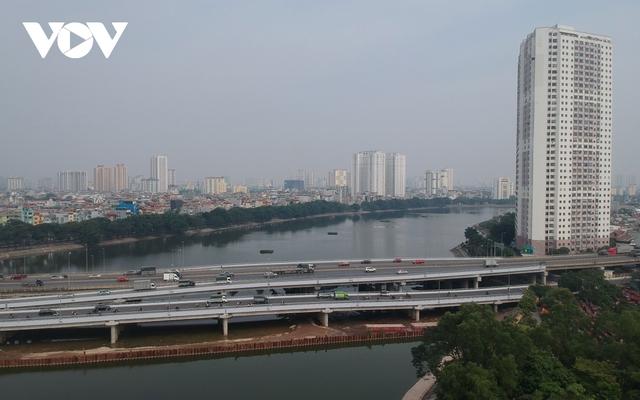 Dấu ấn những công trình tạo diện mạo mới cho Thủ đô Hà Nội năm 2020 - Ảnh 3.
