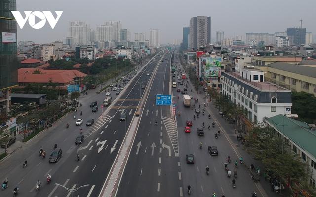 Dấu ấn những công trình tạo diện mạo mới cho Thủ đô Hà Nội năm 2020 - Ảnh 4.