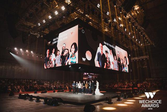 Hành trình 7 năm của WeChoice Awards: Dấu ấn diệu kỳ của tình yêu, tình người và những niềm tự hào mang tên Việt Nam - Ảnh 59.