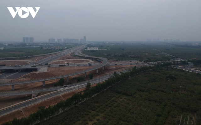 Dấu ấn những công trình tạo diện mạo mới cho Thủ đô Hà Nội năm 2020 - Ảnh 9.