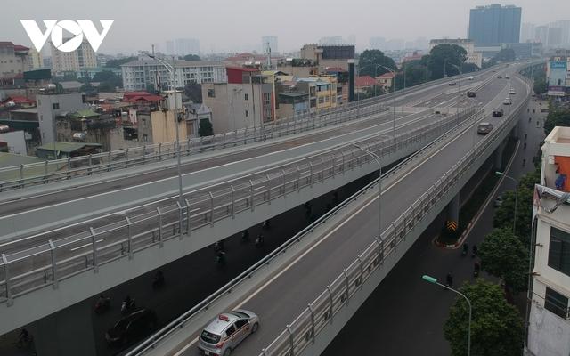Dấu ấn những công trình tạo diện mạo mới cho Thủ đô Hà Nội năm 2020 - Ảnh 10.