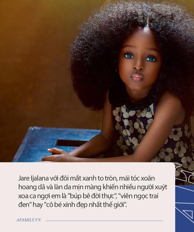 Bất ngờ đổi đời sau loạt ảnh 2 năm trước, Cô bé châu Phi đẹp nhất thế giới giờ vẫn đẹp nao lòng nhưng cách cha mẹ dạy dỗ mới đáng chú ý - Ảnh 2.