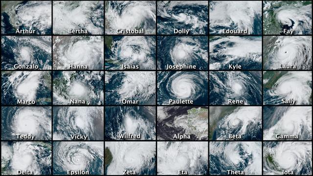 Loạt thảm họa tự nhiên 2020 qua ảnh chụp vệ tinh: Không khác nào địa ngục có thật - Ảnh 4.