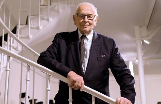 Biểu tượng thời trang Pháp Pierre Cardin qua đời ở tuổi 98 - Ảnh 1.