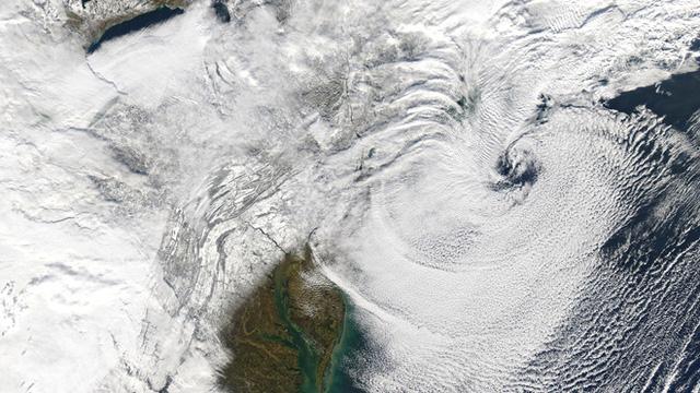 Loạt thảm họa tự nhiên 2020 qua ảnh chụp vệ tinh: Không khác nào địa ngục có thật - Ảnh 7.