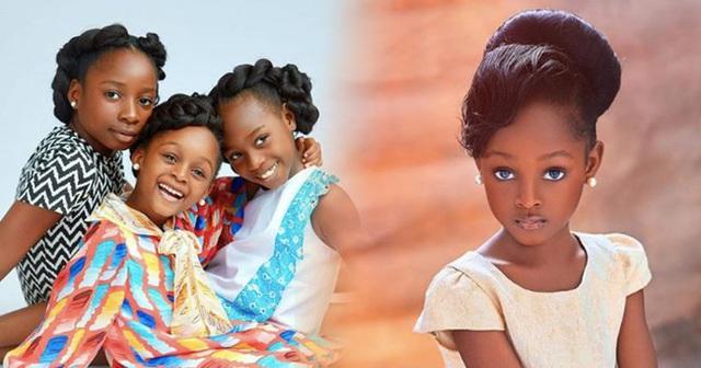 Bất ngờ đổi đời sau loạt ảnh 2 năm trước, Cô bé châu Phi đẹp nhất thế giới giờ vẫn đẹp nao lòng nhưng cách cha mẹ dạy dỗ mới đáng chú ý - Ảnh 10.