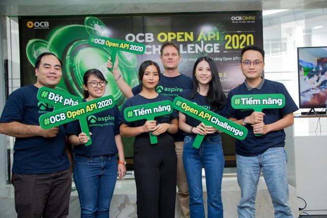 7 sản phẩm công nghệ xuất sắc tham dự chung kết OCB OPEN API CHALLENGE 2020 - Ảnh 1.