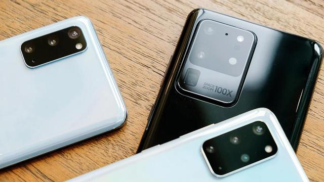 Hé lộ các điện thoại Samsung được cập nhật Android 11 - Ảnh 1.