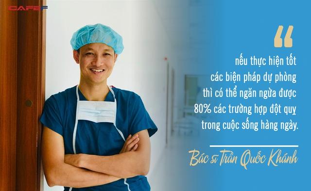 Tại sao trời càng lạnh càng nhiều người bị đột quỵ, bác sĩ BV Việt Đức chỉ rõ nguyên nhân và cách phòng ngừa hiệu quả - Ảnh 1.