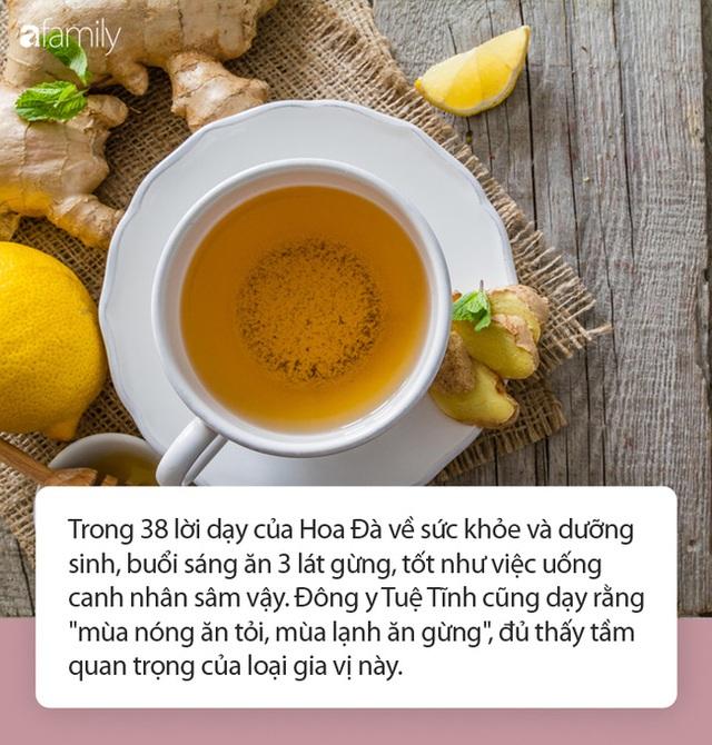 Bật mí thứ nước uống thần thánh với nguyên liệu có sẵn trong bếp được Tuệ Tĩnh khuyên dùng mỗi sáng mùa đông, nhất là khi lạnh sâu - Ảnh 1.