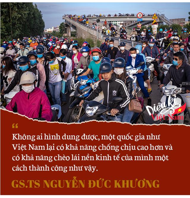 GS.TS Nguyễn Đức Khương: Việt Nam phải sợ nghèo đói, sợ lạc hậu và thua thiệt… như sợ Covid-19 thì phát triển kinh tế mới mạnh mẽ như chống dịch được ! - Ảnh 2.