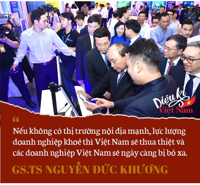 GS.TS Nguyễn Đức Khương: Việt Nam phải sợ nghèo đói, sợ lạc hậu và thua thiệt… như sợ Covid-19 thì phát triển kinh tế mới mạnh mẽ như chống dịch được ! - Ảnh 5.