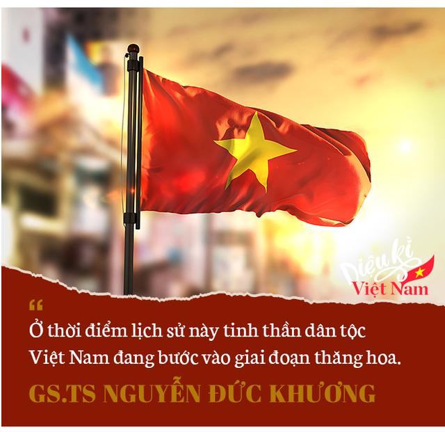 GS.TS Nguyễn Đức Khương: Việt Nam phải sợ nghèo đói, sợ lạc hậu và thua thiệt… như sợ Covid-19 thì phát triển kinh tế mới mạnh mẽ như chống dịch được ! - Ảnh 8.