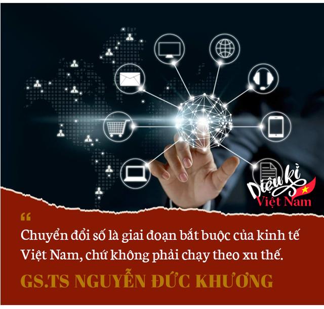 GS.TS Nguyễn Đức Khương: Việt Nam phải sợ nghèo đói, sợ lạc hậu và thua thiệt… như sợ Covid-19 thì phát triển kinh tế mới mạnh mẽ như chống dịch được ! - Ảnh 10.