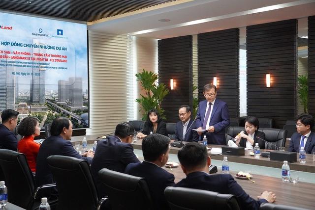 Dự án cao thứ 3 Hà Nội Tây Hồ Tây Landmark 55 về tay Taseco Group - Ảnh 1.