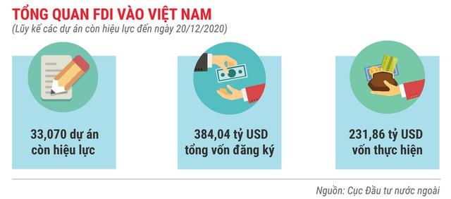 Những điểm nhấn về thu hút FDI trong năm 2020 - Ảnh 7.