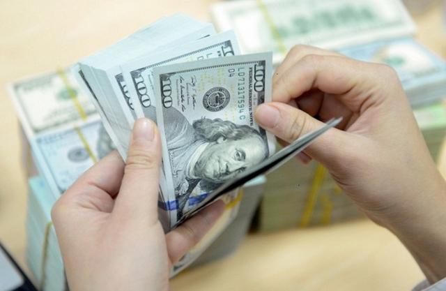 Tỷ giá USD xuống mức thấp nhất trong 2 năm - Ảnh 1.