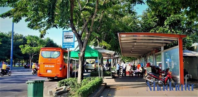 Con đường đầu tiên làm tuyến xe buýt BRT trị giá gần 3.300 tỷ đồng tại TP.HCM - Ảnh 13.