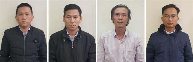 Bộ Công an khởi tố 13 bị can là kỹ sư, giám sát trong vụ án cao tốc Đà Nẵng - Quảng Ngãi - Ảnh 1.
