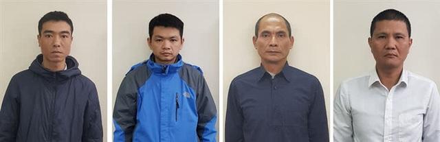 Bộ Công an khởi tố 13 bị can là kỹ sư, giám sát trong vụ án cao tốc Đà Nẵng - Quảng Ngãi - Ảnh 2.