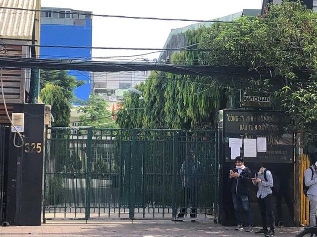 Khởi tố phó tổng giám đốc và 3 cán bộ Công ty Tân Thuận - Ảnh 1.