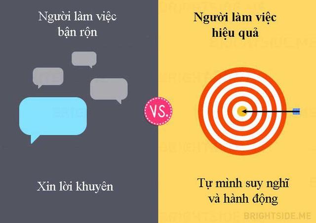 Tư duy khác biệt giữa người làm việc bận rộn và người làm việc hiệu quả: Ai thành đạt? - Ảnh 9.