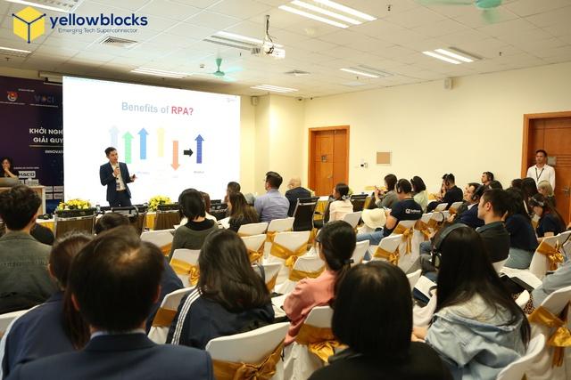 OCB đồng hành cùng sự kiện Vietnam Frontier Tech Summit 2020 - Ảnh 1.