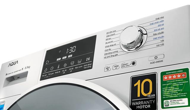 Máy giặt lồng ngang Electrolux, Samsung, LG... ngày càng rẻ, nhiều mẫu giảm sốc 50% về còn 5 triệu đồng - Ảnh 2.