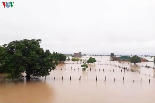 Mưa lớn gây ngập lụt, thiệt hại nặng nề tại Đăk Lăk - Ảnh 3.