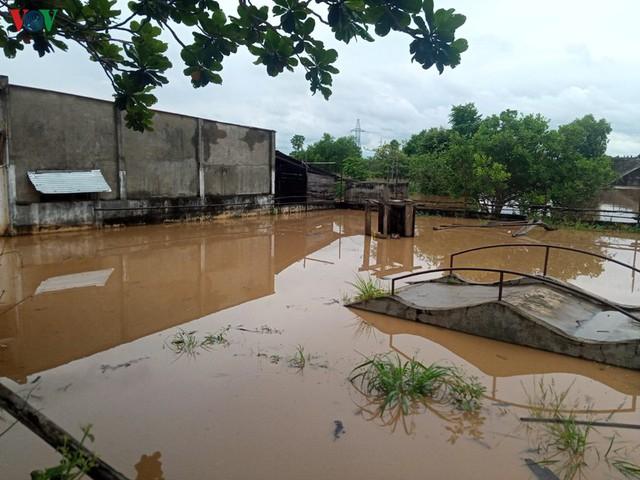 Mưa lớn gây ngập lụt, thiệt hại nặng nề tại Đăk Lăk - Ảnh 5.