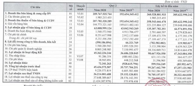 Nhờ quỹ đất sạch, Hodeco (HDC) tiếp tục lãi tăng trưởng trong quý 2 - Ảnh 1.