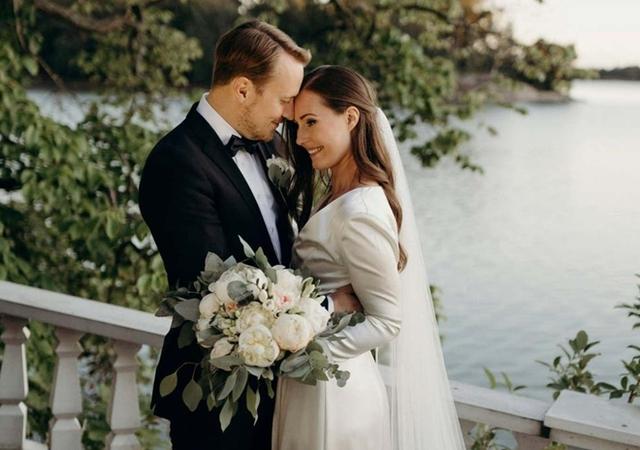 Nữ Thủ tướng đầu tiên kết hôn khi đang tại chức - Ảnh 1.