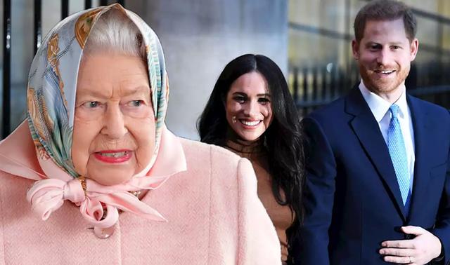 Thực hư về cuộc gọi video của Nữ hoàng Anh với Meghan Markle, cấm cô vĩnh viễn không được bước chân vào hoàng gia Anh - Ảnh 1.